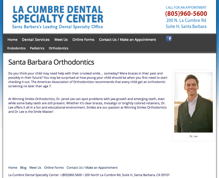 La Cumbre Dental