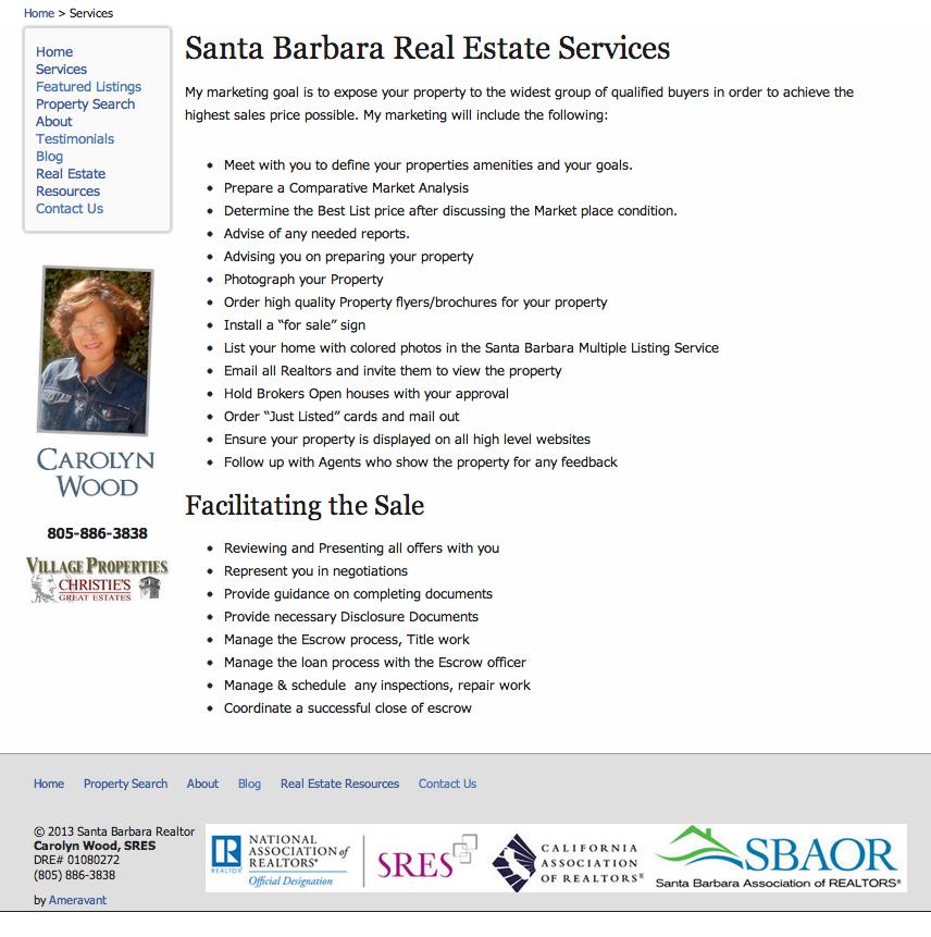 Santa Barbara Realtor