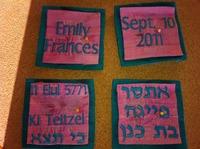 Emily's Tallit