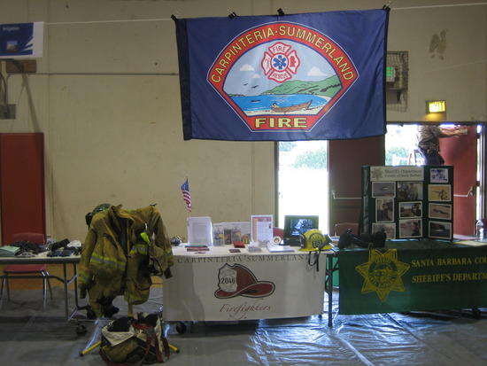Carpinteria Fire Department Career Day