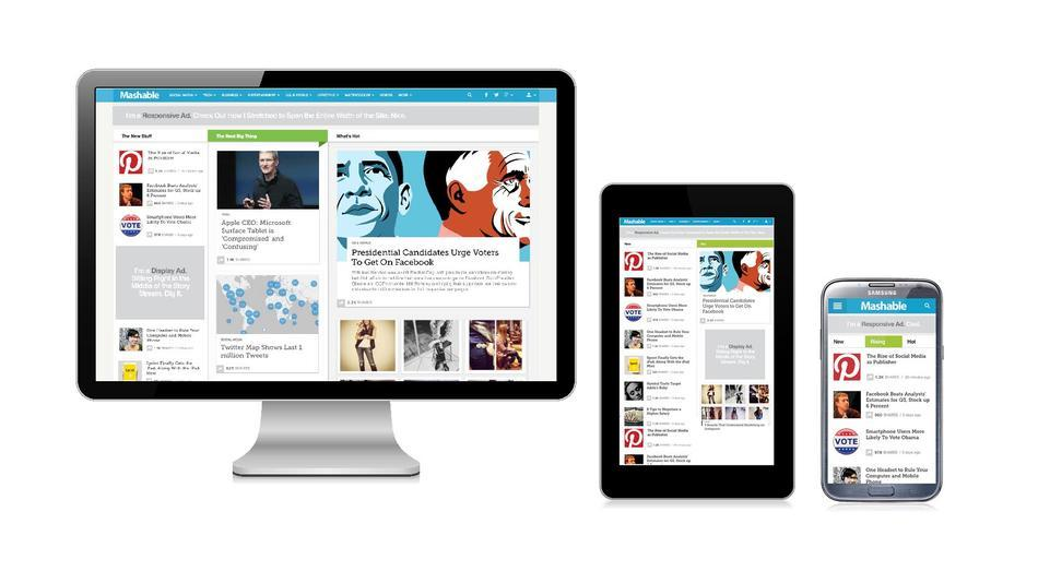 Why 2013 Is the Year of Responsive Web Design