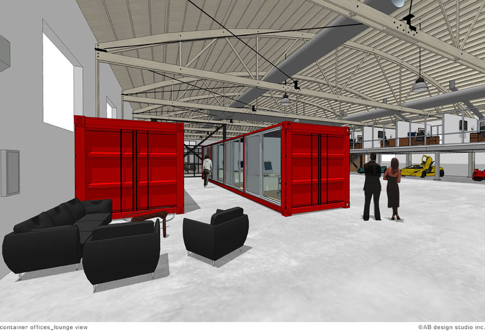 Container Offices