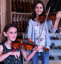 Violin Lessons in Santa Barbara