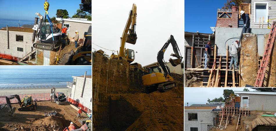 AB design studio | Miramar Beach Home Under Construction | Modern Residence