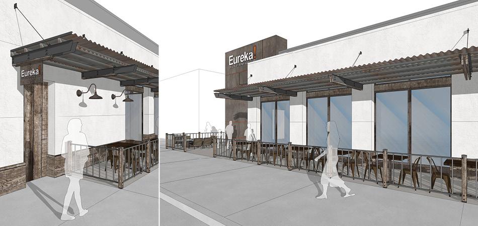 Eureka!  Seattle, Washington