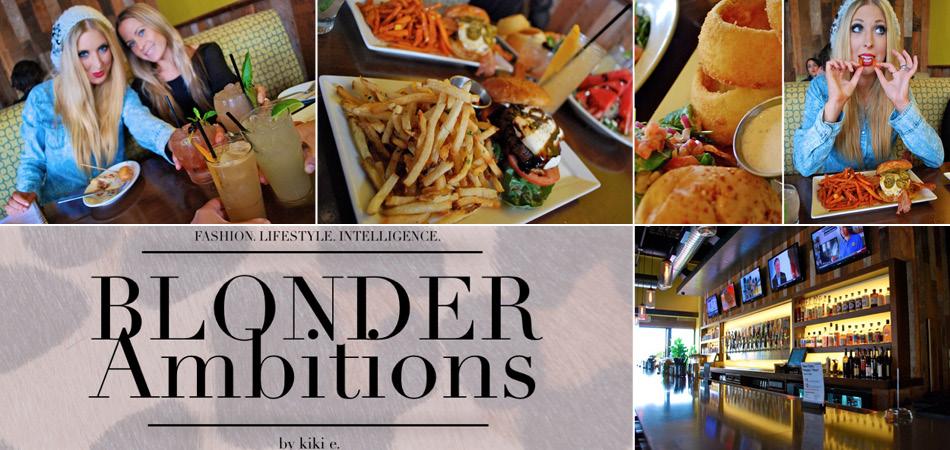 Fabulous Santa Barbara Spot- Eureka!- Featured on Blonder Ambitions