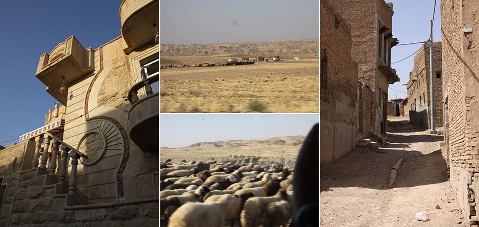 Clay Aurell Visits Kurdistan!