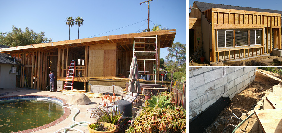 Room With A View | Modern Addition Under Construction | Santa Barbara