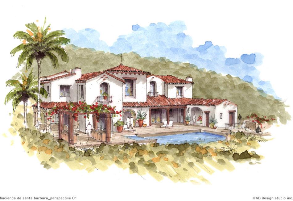 Spanish Residence