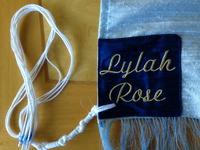 Lylah's Tallit