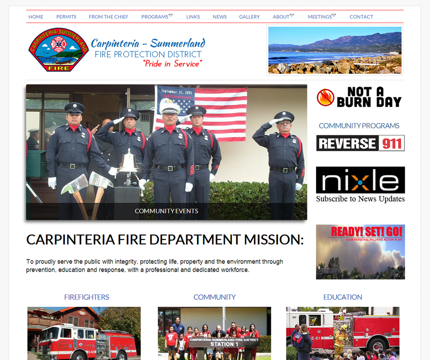 Carpinteria Fire Department