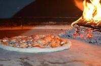 Flatbread Pizza Custom Made by World Cuisine Express