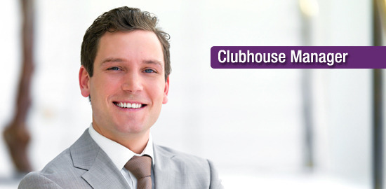 Clubhouse Mgr