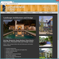 Portfolio Website Template - Earth Knower