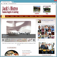 Food Service Template - Jack's Bagel