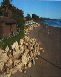 Additional Beach Erosion