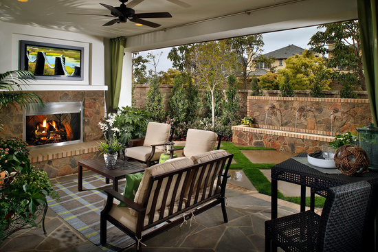Brightwater�s Nine New Model Homes Showcase Ocean-Close Lifestyle In Huntington Beach