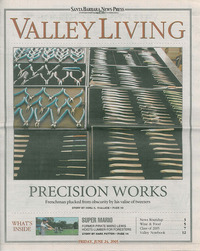 Excelta Precision Tweezers - Valley Journal