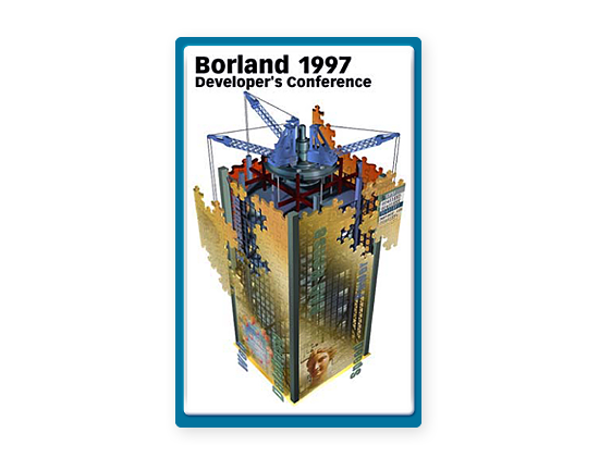 Borland Conference Poster
