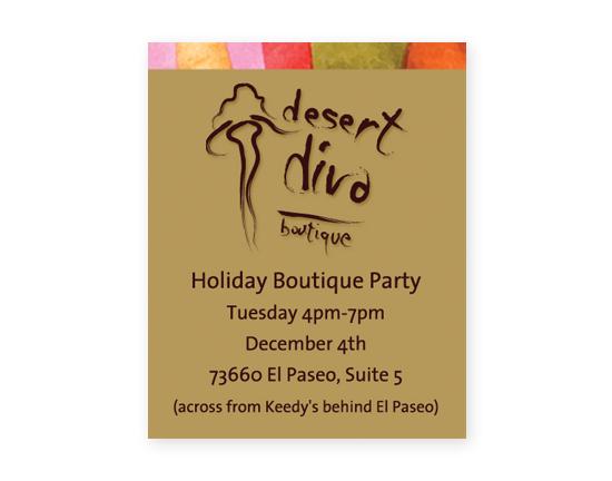Desert Diva Poster