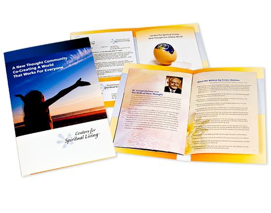 Centers for Spiritual Living Media Kit