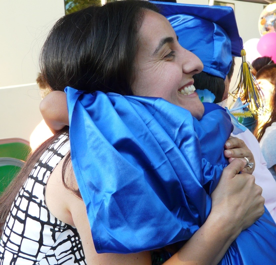 St. Vincent's Early Childhood Education Center Graduation 2013