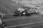 Corsair carrier landing