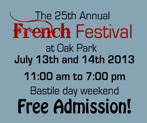 Santa Barbara French Festival Returns to Oak Park This Weekend