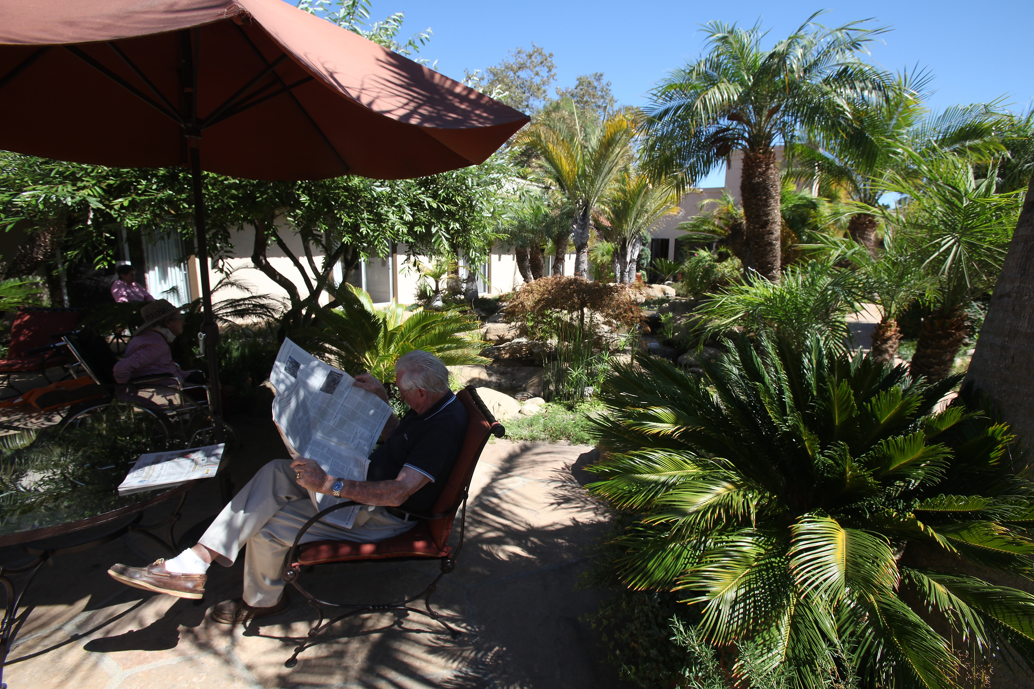 Gardens of Mission Terrace Photo Album