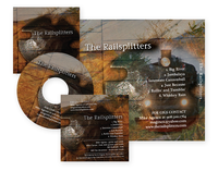 The Railsplitters CD