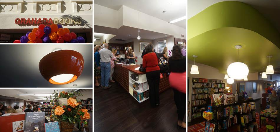 GRANADA BOOKS | Santa Barbara Community Bookstore