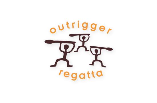 Precor Outrigger Regatta Logo 1