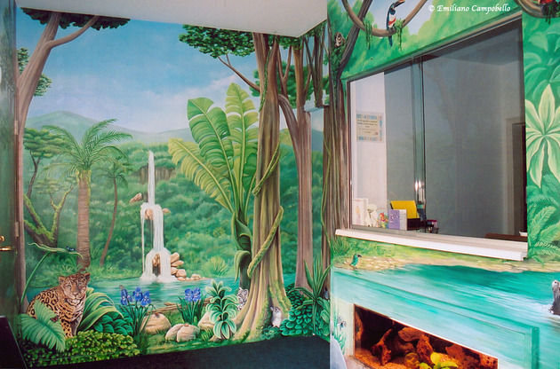 Murals And Artwork For Healing Health Care Childrens