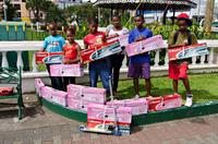 TOCO Annual Toy Drive Spreads Holiday Cheer to children in Haiti and St. Lucia