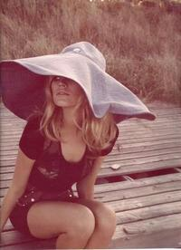 Hats! Beach Chic....