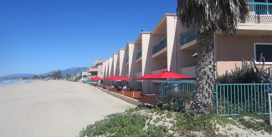 Beach Front Condo Rentals - Carpinteria Shores