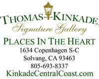 Thomas Kinkade - Places in the Heart