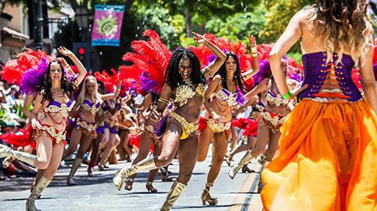 HIP BRAZIL SENSUAL JOURNEY TO BRAZIL, A WEEKEND OF DANCE OCT 5 & 6