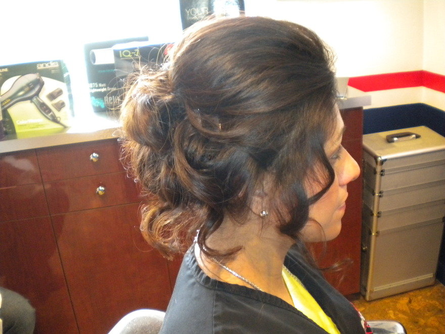 Prom Hair And Special Occasions Hair And Make Up Underground Hair