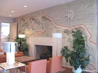 Coral Casino Mural restoration 3660