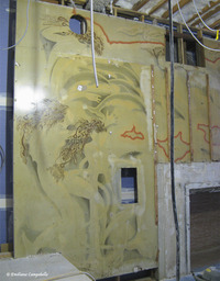Coral Casino Mural Before 1