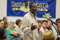 MLK Santa Barbara 2013 - Public Forum on Race Relations
