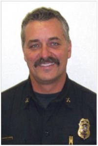 Battalion Chief Robert Kovach