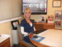 Nancy Our Office Manager & Financing Specialist