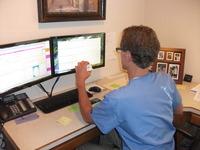 Dr. Edstrom Making a Diagnosis