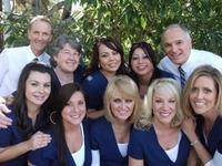 Drs. Edstrom & Trigonis' Office Group Photo