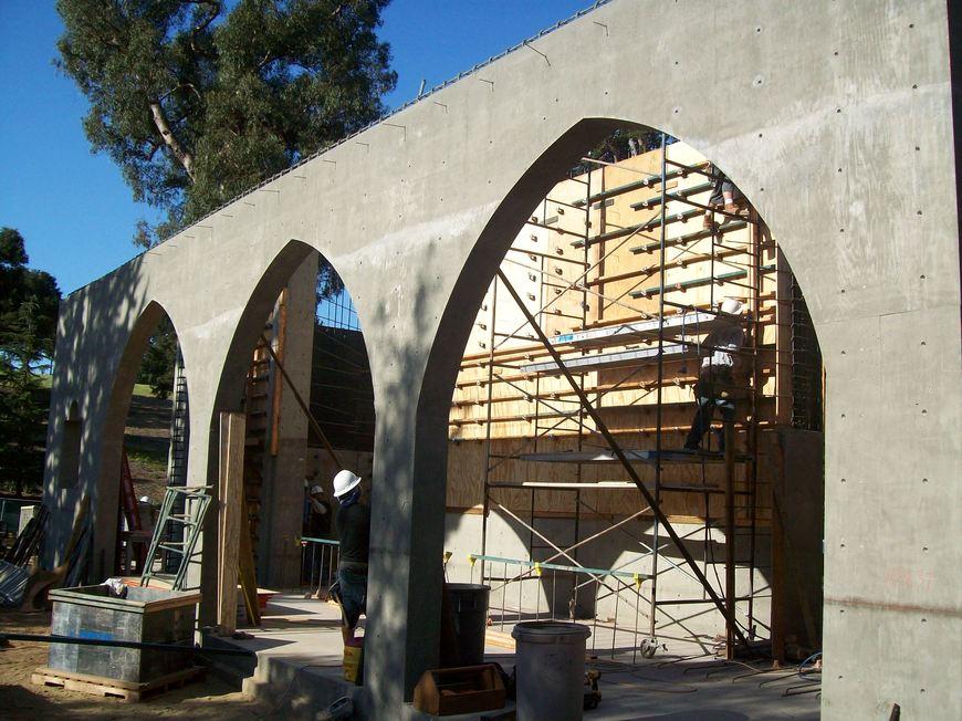 Santa Barbara Cemetery Mausoleum