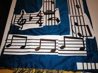 Ilisse's Musical Tallit