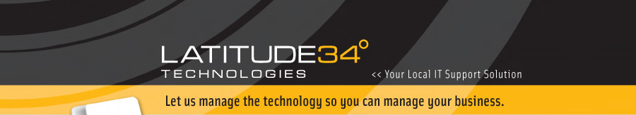 Latitude 34 Technologies - Computer Support