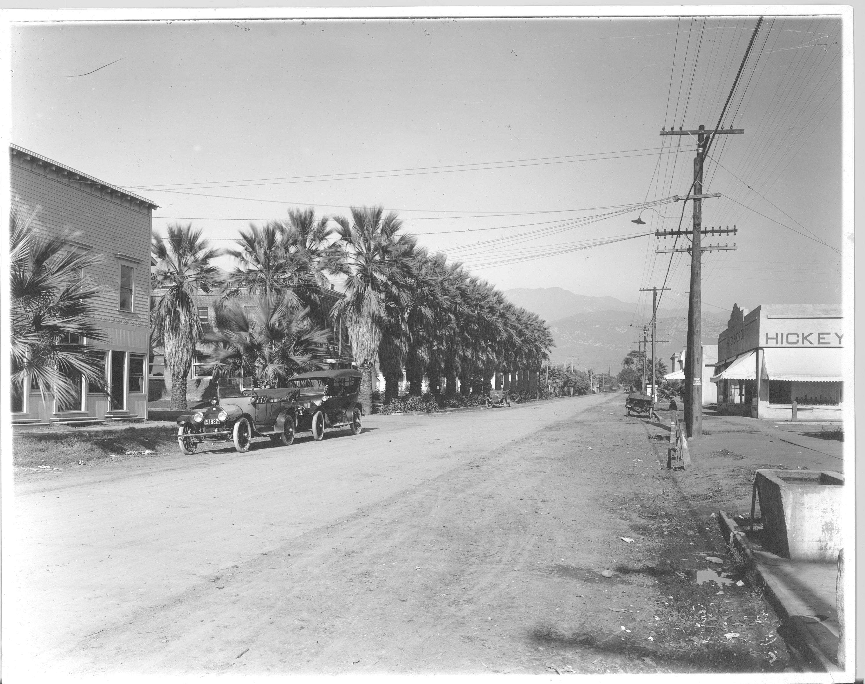 Hickey Bros. Land Company Building 1913
